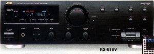 JVC RX518V