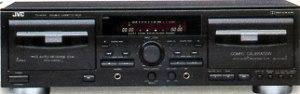 JVC TDW318