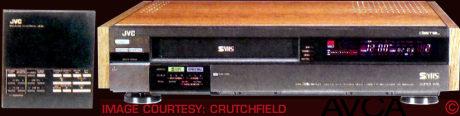 JVC HRS8000U