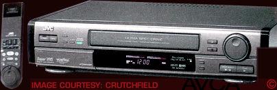 JVC HRS7200