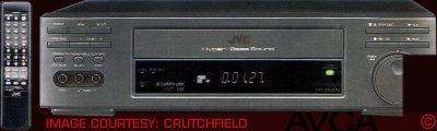 JVC HRJ600