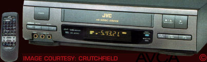 JVC HRJ610