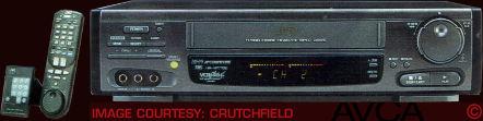 JVC HRVP710