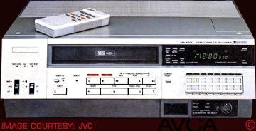 JVC HR7650U