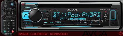 Kenwood KDCX301