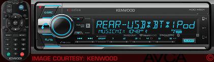 Kenwood KDCX501