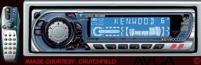Kenwood KDCX701