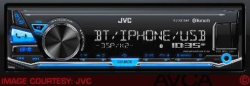 JVC KDX240BT