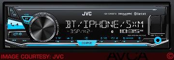 JVC KDX340BTS