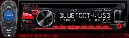 JVC KDR780BT