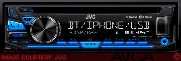 JVC KDR880BT