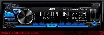 JVC KDR885BTS