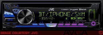 JVC KDR980BTS