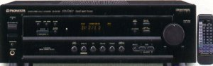 Pioneer VSXD407