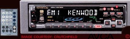 Kenwood KDC8009