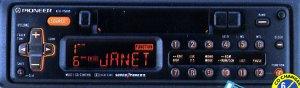 Pioneer KEHP5000