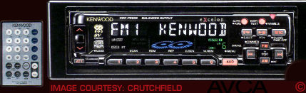 Kenwood KDCPS909