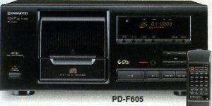 Pioneer PDF605