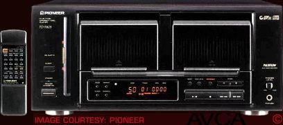 Pioneer PDF805