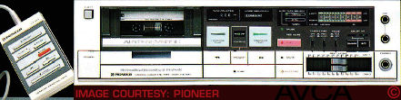 Pioneer CT50R