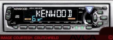 Kenwood KDC4011S