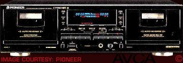 Pioneer CTW604RS