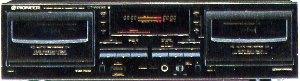 Pioneer CTW505R