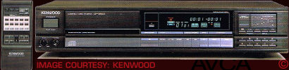 Kenwood DP990D