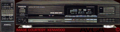 Kenwood DP3300D