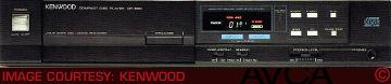 Kenwood DP800