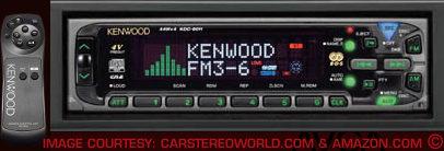 Kenwood KDC9011