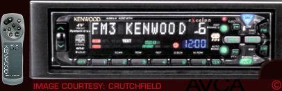 Kenwood KDCX711