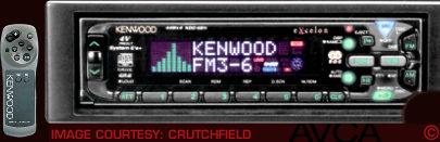 Kenwood KDCX811