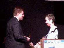 Graduation footage