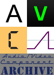 Audio/Video Component Archive