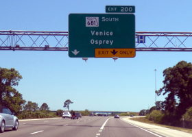 I-75's odd Exit 200