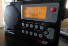 The new AM/FM radio