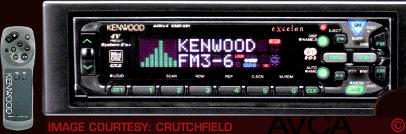 Kenwood KMDX91