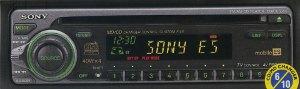 Sony CDXC5850