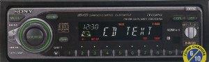 Sony CDXC6750