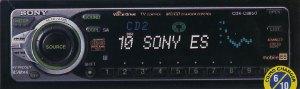 Sony CDXC8850
