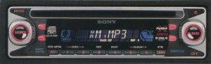 Sony CDXMP30
