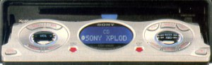Sony CDXM630
