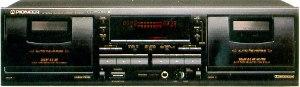 Pioneer CTW502R