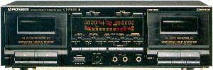 Pioneer CTW802R