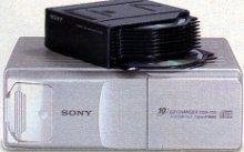 Sony CDX705