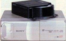 Sony CDX805
