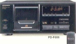 Pioneer PDF606