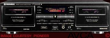 Pioneer CTW606DR