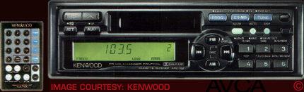 Kenwood KRC702
